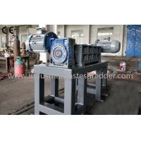 Wholesale Auto Parts Plastic Waste Shredder / Crusher Machine For Large Hard Materials from china suppliers
