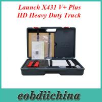Wholesale Launch X431 V+ Plus HD Heavy Duty Truck Diagnostic Module12V & 24V voltage from china suppliers
