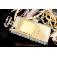 Wholesale Bling Crystal Perfume Bottle Bag Iphone Silicone Case / Apple Iphone 6 Protective Cover from china suppliers