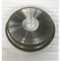 Wholesale Abrasive Grit Resin Bonded Diamond Grinding Wheels Flat CBN Hole 127mm Width 10mm from china suppliers