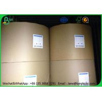 Wholesale Thick Printing Paper For Book Printing , Woodfree Uncoated High Quality Bond Paper from china suppliers
