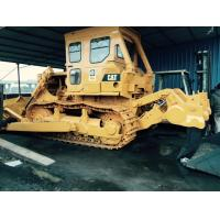 Buy cheap Used Japan made Caterpillar D7 bulldozer CAT D7G dozer with ripper from Wholesalers