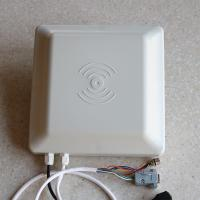 Wholesale Middle Range UHF RFID Integrated Reader RS232/RS485/Wiegand/TCP/Wifi  5m UHF RFID Reader from china suppliers