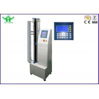 Wholesale ASTM D903 Desktop Manual Package Tensile Test Equipment 5KN 1PH AC220V 50 / 60Hz from china suppliers