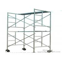 Wholesale Ladder Scaffolding Frame System Safety A Scaffolding Climbing Frame Customized Size from china suppliers