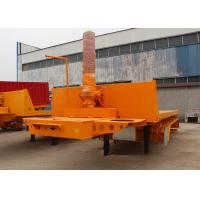 Wholesale Single Acting 4 / 5 Stage Lifting Tipper Truck Telescopic Hydraulic Cylinder from china suppliers