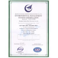 Qingdao stable steel structure Co.,Ltd Certifications