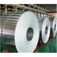 China PE / PVDF Color Coated Aluminum Coil 900 - 1500mm Width Excellent Surface Flatness on sale