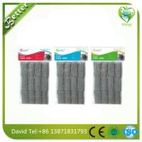 Buy cheap hot sales cleaning steel wool roll kitchen products from Wholesalers