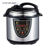 Wholesale Digital Electric Pressure Cooker Multi Purpose Instant Hot Pot All In One from china suppliers