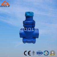 Wholesale BRV71 type direct acting Threaded Steel/Stainless Steel bellows  pressure reducing valve from china suppliers