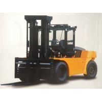 Wholesale 12 Ton Hangcha Brand Unloading Diesel Forklift Truck , Cummins Engine Fork lift from china suppliers