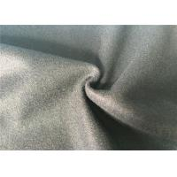 Wholesale Double Side Wool  Material , Merino Wool Cloth Anti - Static from china suppliers