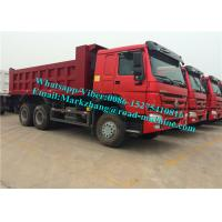 Buy cheap International Dump Truck Heavy Duty Trucks High Carbon Steel from Wholesalers
