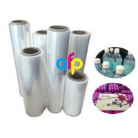 Wholesale 19 Micron Polyolefin Shrink Film For Book Packing Over 60% Shrinkage Ratio from china suppliers
