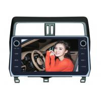 Wholesale Toyota Prado 2018 Android Car DVD Player 10.1 Inch GPS Android Version 8.0x from china suppliers