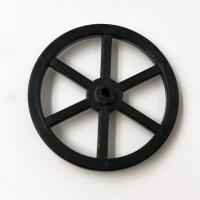 Wholesale Round Shape Abs Injection Molding , UV Resistant Machining Abs Plastic Parts from china suppliers