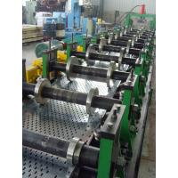 Wholesale 200 - 500mm Width Cable Tray Scaffolding Walk Board Rolling Form Machine 4 - 6 M / Min from china suppliers