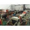 PLC Control Auto Steel Coil Processing Equipment , High Speed Servo Feeders