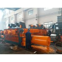 Wholesale Automatic Control Power 180kW Bale Density High Hydraulic Baling Press Machine from china suppliers