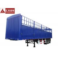 Wholesale Multi - Function Cargo Container Trailer 40ft High Strength Non - Outside Tyres from china suppliers