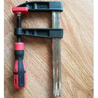 Wholesale 140mm width Heavy Duty Woodworking Tools Clamp Carpenter F clamp in Plastic Handle from china suppliers