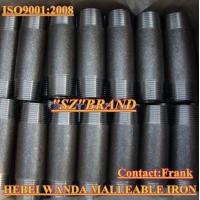 Wholesale Seamless steel pipe Nipples SCH40 from china suppliers