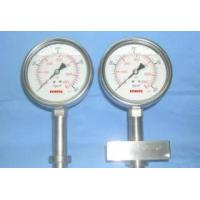 Wholesale Diaphragm Type Chemical Seal Pressure Gauge from china suppliers
