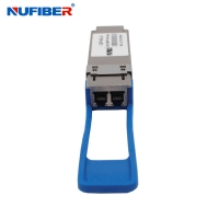 Wholesale 40G QSFP 2KM Singlemode Transceiver 1310nm With LC Connector from china suppliers