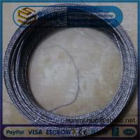 Wholesale 0.76mm Twisted Tungsten Wire in Making Coiled and Filaments from china suppliers