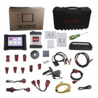 China Original Autel MaxiSys Elite with Wifi/Bluetooth OBD Full Diagnostic Scanner with J2534 ECU Programming 2 Years Free Upd on sale