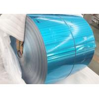 Wholesale Refrigerator Blue Color Coated Aluminum Coil Roll Standard Export Packaging from china suppliers