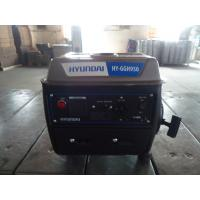 Light Portable Gasoline Generator , CE Approved HYUNDAI Gasoline Generator