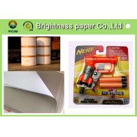 China Lightweight Coated One Side Paper , Carrier Board Paper 400gsm / 450gms on sale
