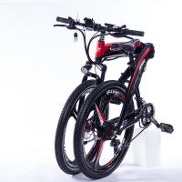 China Mens Womens 21 Speed Mountain Bike 26 Inch Energy Saving High Efficiency on sale