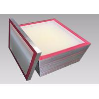 China Make Aluminum Silk Screen Printing Frames For AD,T-shit,Canvas Printing on sale
