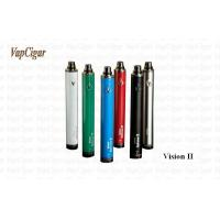 Buy cheap 3.3V - 4.8V Twist Vision E Cig with 1600mAh Battery , Vision Spinner from wholesalers