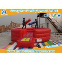 Wholesale Customized Size Inflatable Battle Arena Fighting Playground CE SGS EN14960 ROSH from china suppliers