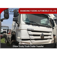 Wholesale 12R22.5 WD615 6*4 Wheel Drive 371HP Tractor Head Trucks from china suppliers