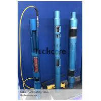"Buy cheap 3 1/2"" Oil Well Completion Tools 13Cr Subsurface Safety Valve 10000 PSI Inconel from wholesalers"