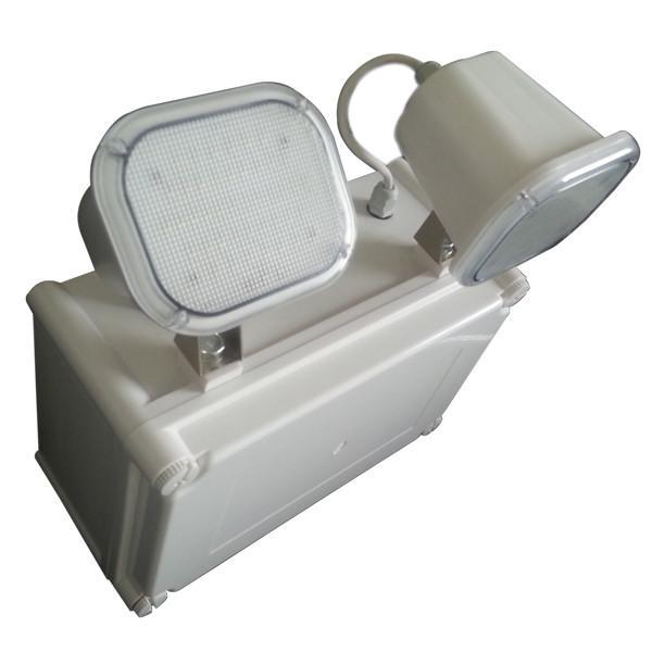 High Lumen 110V / 220V Led Twin-Spot Emergency Lights With Battery Backup (TL084AN) of ...