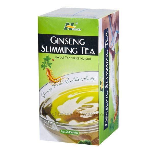 Ginseng green tea side effects