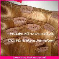 Wholesale wholesale virgin brazilian clip in hair extensions/clip in human hair extensions/clip in hair extension from china suppliers
