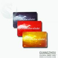 China Deluxe smart business plastic pvc card for vip priority on sale