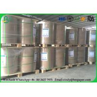 Laser Inkjet Printing Jumbo Roll Paper 60g - 400g 787mm 889mm With Double Sides Uncoated