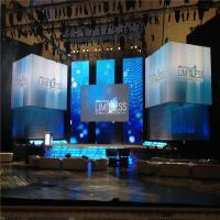 Wholesale SMD Indoor P3.9 TV Show Stage Background LED Screen / Display Rohs UL CE FCC from china suppliers