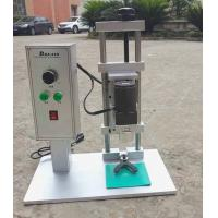 Wholesale DDX-450 Electric Can Cap Sealing Machine Packaging Machinery from china suppliers