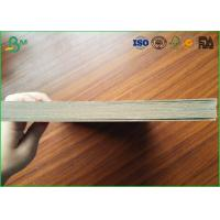 China Bulk and cheap grey chipboard paper thickness 1.3mm gray chip board on sale