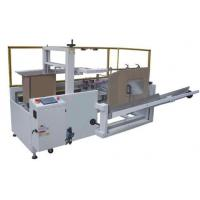 Industrial Case Erector Machine , Automatic Carton Erector For Canning Package