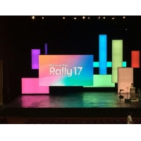 Wholesale Indoor P4.81 SMD1921 Stage Led Video Wall 1R1G1B IP65 from china suppliers